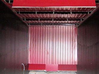 Воздуховоды-распределители камеры для сушки дров