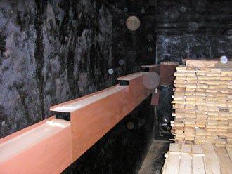 продаж обладнання для сушіння пиломатеріалів