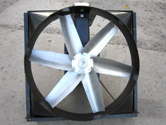 Осьові вентилятори спеціального виконання ОВС недорого