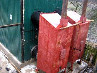 Теплогенераторы камеры для сушки дров, система нагрева